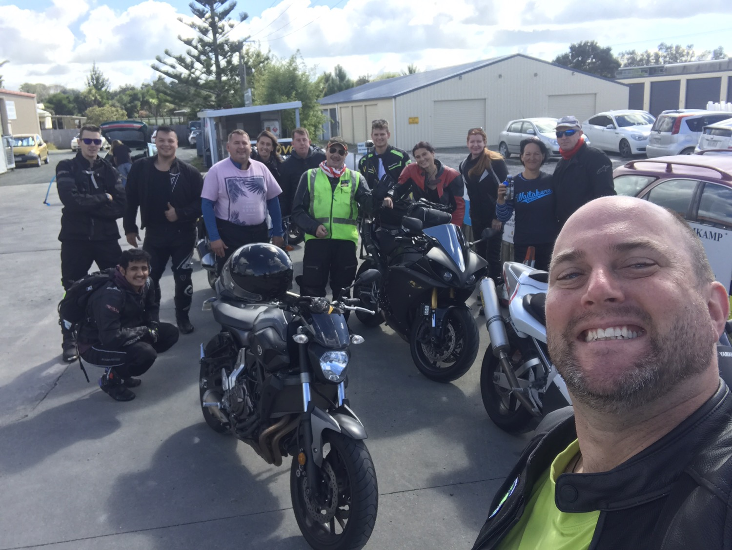 Motorcycle Riders Group - Ride to Waipu - 17 Apr 2017