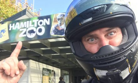 Anzac Day ride - SS1600 2018