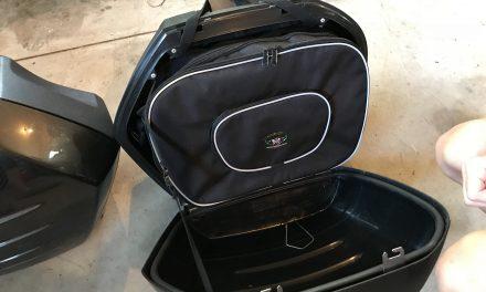 Saddle Bag (pannier) inners.