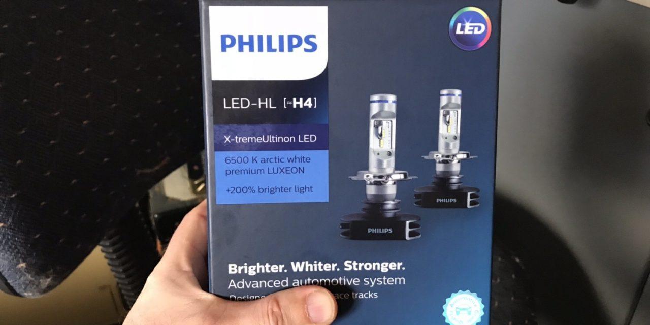 Farkles, farkles, farkles – Philips X-tremeUltinon LED bulbs