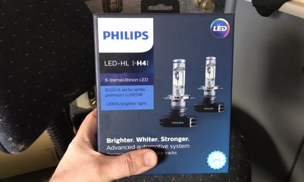 Farkles, farkles, farkles - Philips X-tremeUltinon LED bulbs
