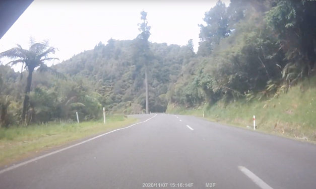 NZDR 1KC – 2020 – Forgotten Highway section.